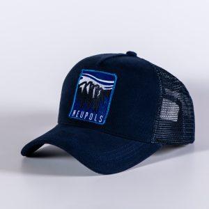 Gorra Azul Paisaje