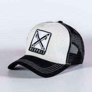 Gorra Negra Esquís